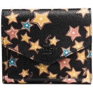 COACH Womens Starlight Small Wallet